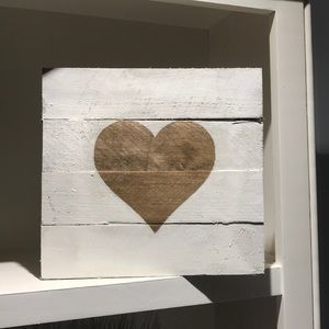 Other - Heart decor